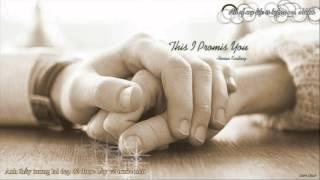 Lyrics+Vietsub || This I Promise You || Ronan Keating