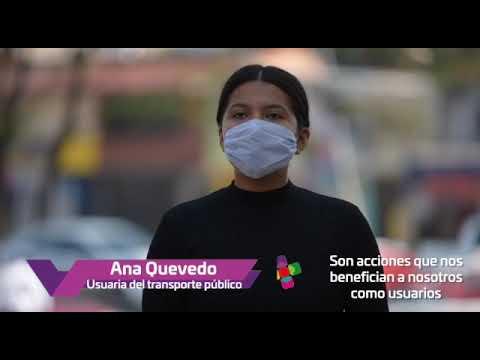 VIDEO SANITIZACIÓN DE TAXIS FORANEOS EN EL MONUMENTO