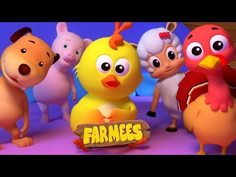 Download Nursery Rhymes & Kids Songs - Live Stream by Farmees HD Video