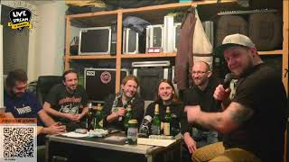 Video Live stream ze zkušebny Tydle Vidle
