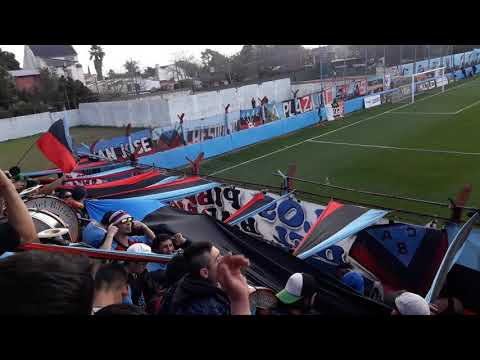 """""""No tengo un peso voy igual!...Hinchada Brown de Adrogue vs Olimpo 2018 (video 4)"""" Barra: Los Pibes del Barrio • Club: Brown de Adrogué"""