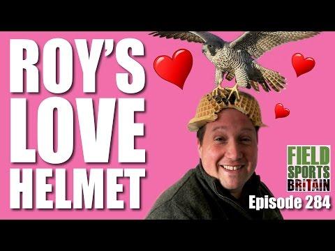 Fieldsports Britain – Roy's Love Helmet