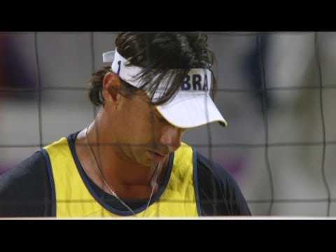 Preview video Beach Volleyball Men´s Quarterfinals - Germany v Brazil Full Replay - London 2012 Olympics