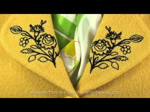 YLI Ribbon Floss, Ideas for Use