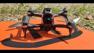 Обзор и первый полет на DJI FPV Dron'e