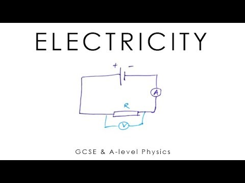 Electricity Basics (Ohm's Law) - GCSE & A-level Physics