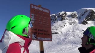 Ski with style - Episode Freestyle Basic