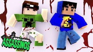Minecraft: FIM DO TAZERCRAFT! (Assassinos)