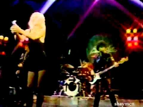 Blondie - The Hardest Part (Midnight Special 1979)