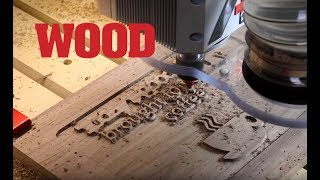 CNC Routers Can Do ALL That? - WOOD magazine