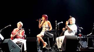 Roberto Menescal E Andy Summers 4  Roxanne