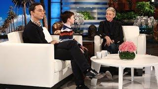Jim Parsons and Iain Armitage Talk 'Young Sheldon'