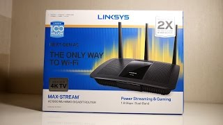 Linksys EA7500 Wireless AC Router - Review