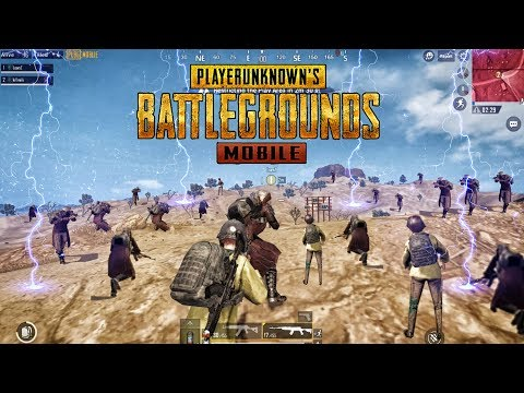 PUBG Mobile - Battle Snipers in the Miramar - Ep. 1