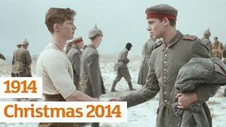 Χριστούγεννα 1914: Η αναπαράσταση της ιστορικής ανακωχής μέσα από μία διαφήμιση.