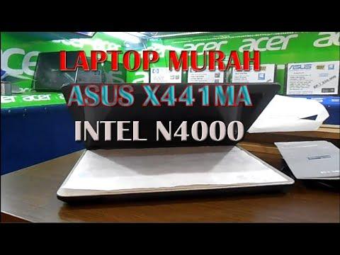 Review Asus X441MA Intel N4000 generasi terbaru