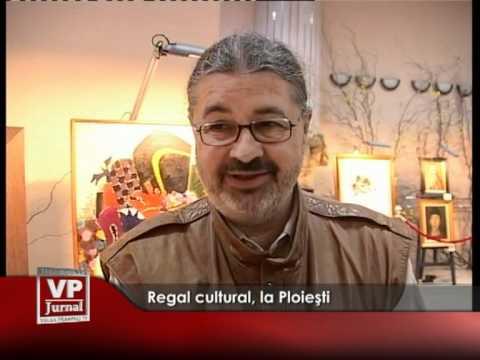 Regal cultural, la Ploiești
