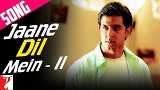Jaane Dil Mein (Part 2) Song   Mujhse Dosti Karoge   Hrithik   Rani   Lata   Sonu
