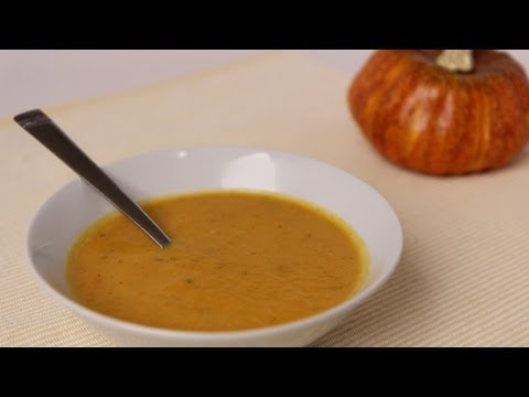 Pumpkin Soup Recipe – Laura Vitale – Laura in the Kitchen Episode 470