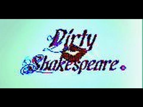 I'm Broken     Dirty*Shakespeare       Live*Video