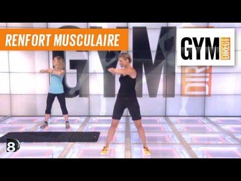 Les exercices pour les muscles pectoraux avec lextenseur pour les femmes