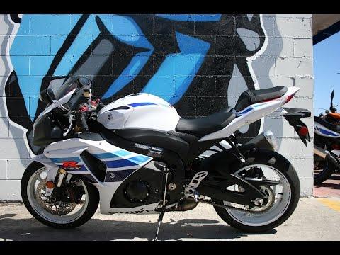 2013 Suzuki GSXR 1000 Limited Million Edition Motorcycle For Sale