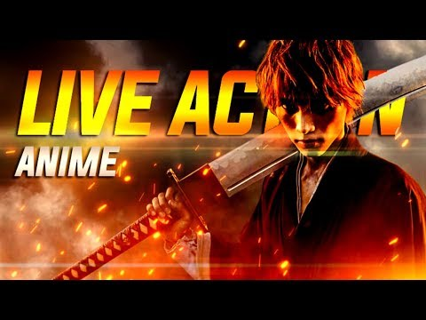 Top 10 anime live action terbaik  best anime