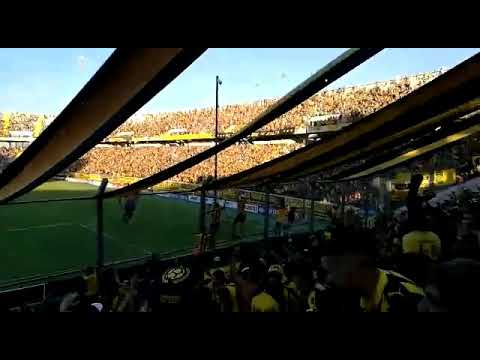 """""""""""La Copa Libertadores Es Mi Obsesión"""" - Hinchada de Peñarol vs Boston River -Torneo Aper"""" Barra: Barra Amsterdam • Club: Peñarol"""