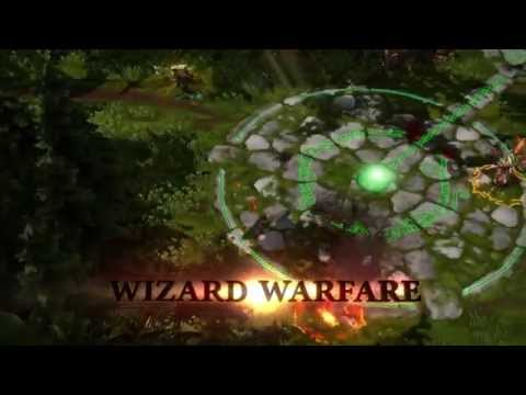 Magicka: Wizard Wars - Launch Features Trailer thumbnail