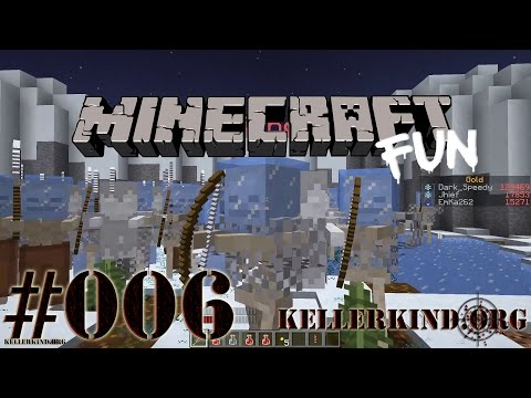 Minecraft F.U.N #6 – Dungeon Arena Remix (3) ★ Let's Play Minecraft [HD|60FPS]