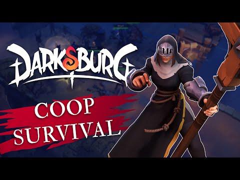 Darksburg - First look Gameplay Trailer