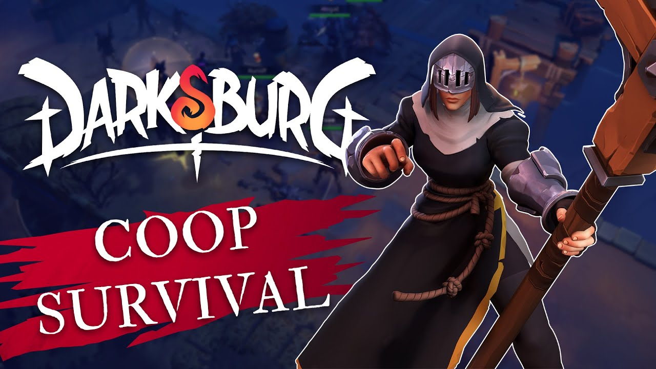 Darksburg - First look Gameplay Trailer