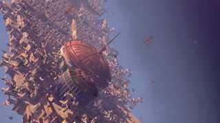 Trailer of Treasure Planet (2002)