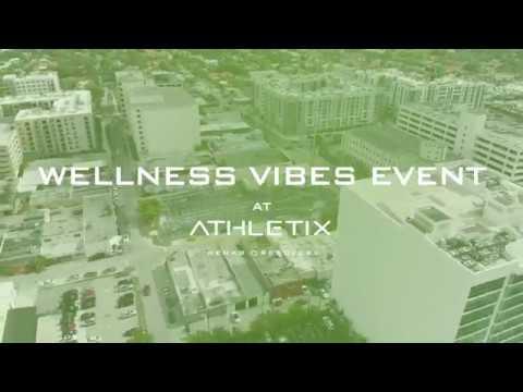 Wellness Vibes Event at Athletix Rehab