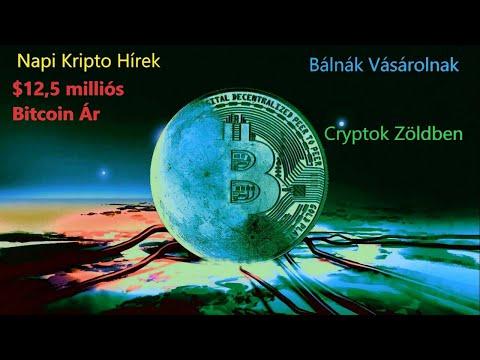 Bitcoin kereskedési pénznem