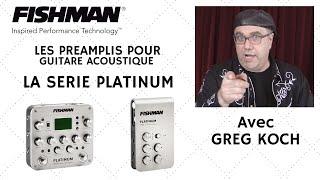 Fishman Préampli analogique Pro EQ - Video