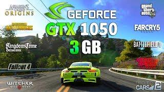 GeForce GTX 1050 3GB Test In 10 Games