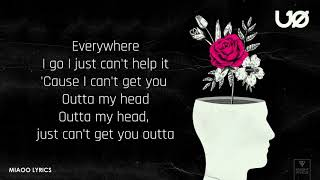 OU   Outta My Head (Lyrics)