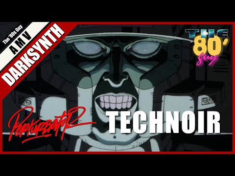 Brain Damage (Perturbator (Feat. Noir Deco) - Technoir) [AMV]