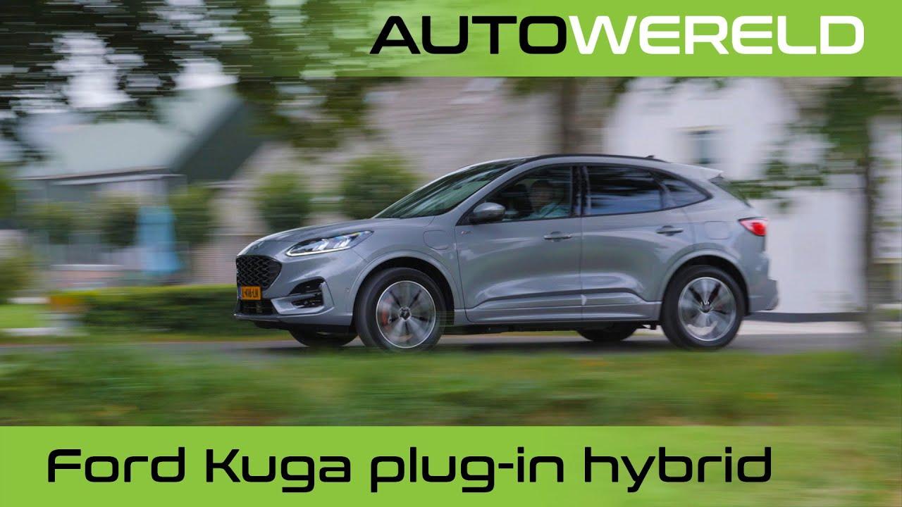 Ford Kuga plug-in hybrid (2022) review met Allard Kalff