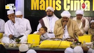 Habib Syech & Ustaz Shafi Gelombang Samudera Selawat Part 4
