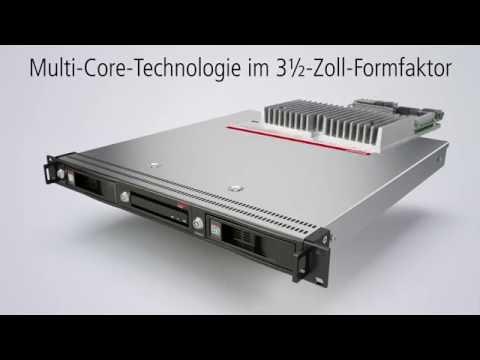 Einschub-Industrie-PC C5210 für 19-Zoll-Rackeinbau