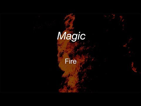 <i>Magic</i> — four music videos end-to-end