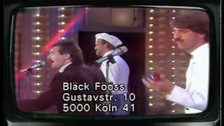 Bläck Fööss - Party-Service 1986