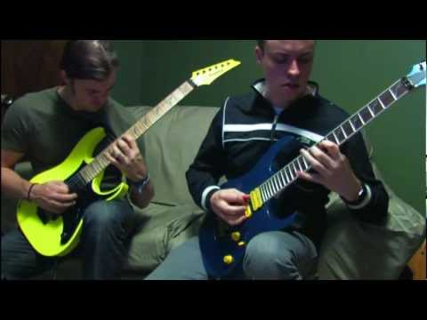 """After The Burial """"Wolves Within"""" Pre Production pt. 1"""