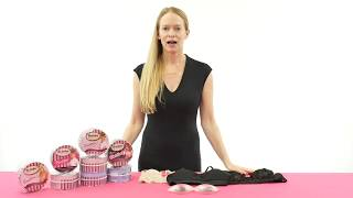 Silicone Full-cup Bra or Swimsuit Pads from the Boobles Collection by Bubbles Bodywear