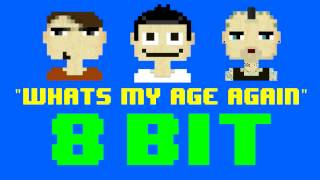 Gambar cover Whats My Age Again? (8 Bit Remix Cover Version) [Tribute to Blink-182] - 8 Bit Universe