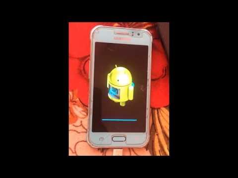 Samsung Galaxy J1 Ace SM-J110H software update - смотреть