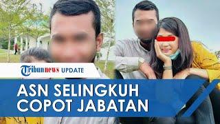 ASN di Medan yang Selingkuh dengan Pegawai Minimarket Dicopot dari Bendahara Kantor Kecamatan