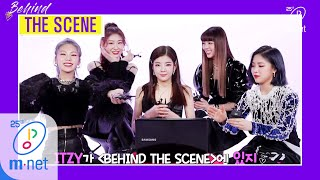[ENG sub] [BEHIND THE SCENE - ITZY] KPOP TV Show   M COUNTDOWN 200326 EP.658